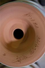 Vases signés et numérotés